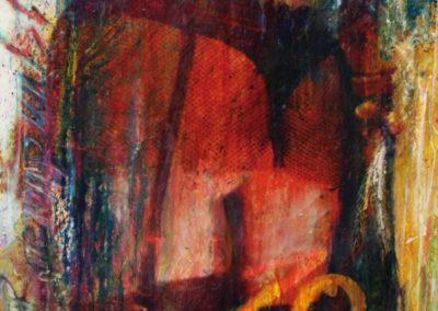 Brennpunkt(ich-erkenne-einen-gewölbten-Spiegel)2009
