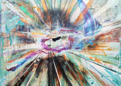 Tunnelgedankensprung-Christian-Nienhaus--160-x-140-cm---2018